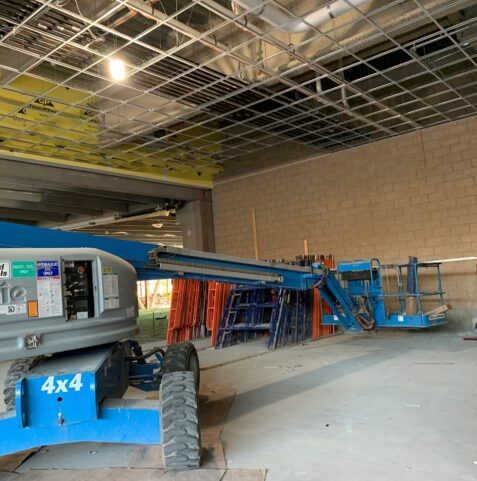 commercial ceiling contractors Boston ma