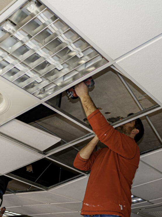 drop ceiling installation Boston ma